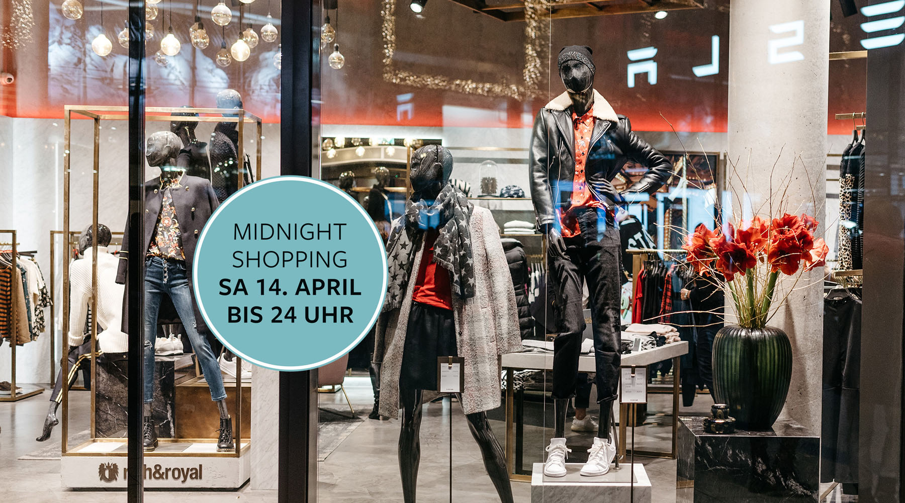 midnight shopping bis 24 uhr dorotheen quartier shopping essen trinken in stuttgart. Black Bedroom Furniture Sets. Home Design Ideas